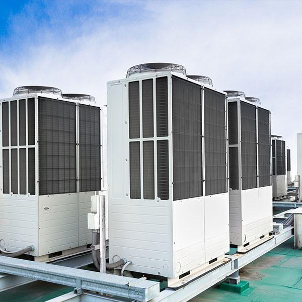 Chłodnictwo przemysłowe, wentylacja iklimatyzacja przemysłowa